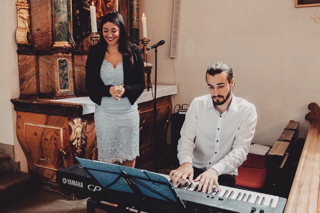Hochzeit mit Nina Rosetti